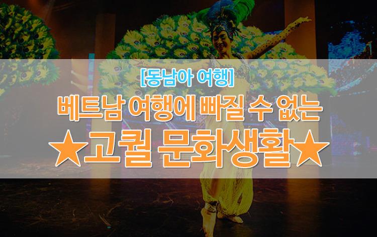 [베트남여행] 호치민, 하노이 공연 총정리 #베트남여행..