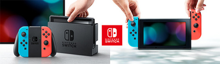 닌텐도 스위치 정발 소식 , 닌텐도 스위치 가격 및 타이틀 발표