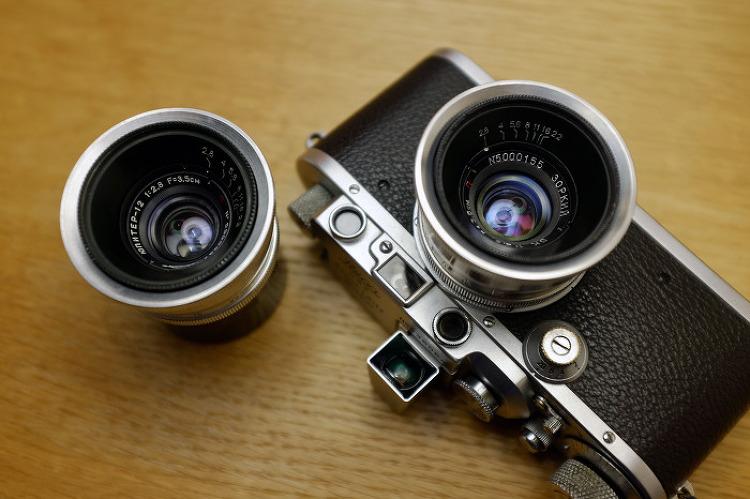 :: Jupiter-12 35mm - Biogon 역사의 마지막..