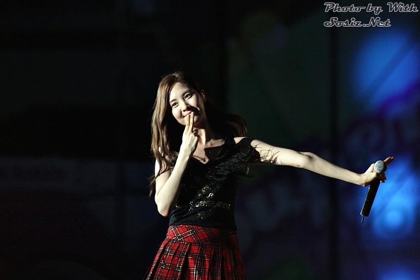 [2010.08.21] SM콘서트 - 소녀시대