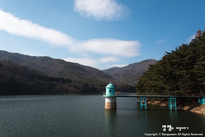 양산 법기수원지, 봄이 오는 소리를 찾아 떠난 봄나들이