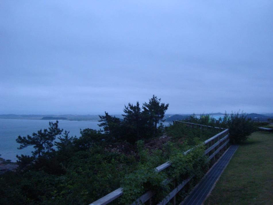 목포, 해안도로를 달리다