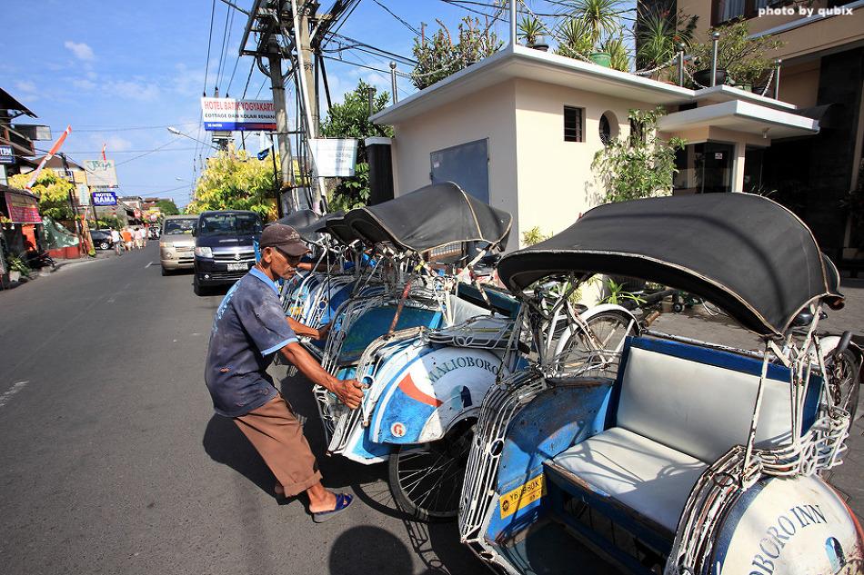 [인도네시아 족자카르타 여행] 물의궁전, 따만사리