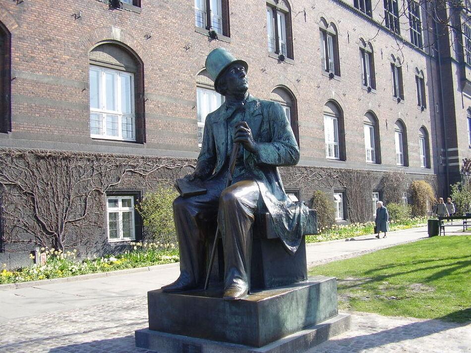코펜하겐에서의 안데르센의 고백(1) 1819.9