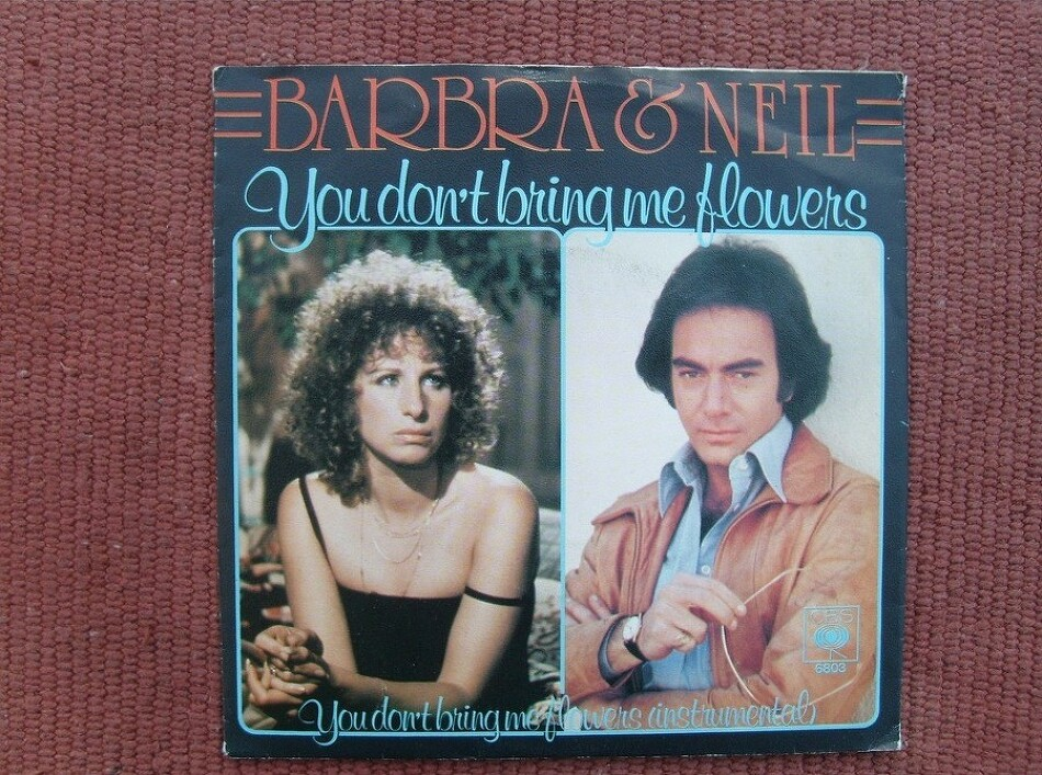 You Don`t Bring Me Flowers - Barbra Streisand,Neil Diamond