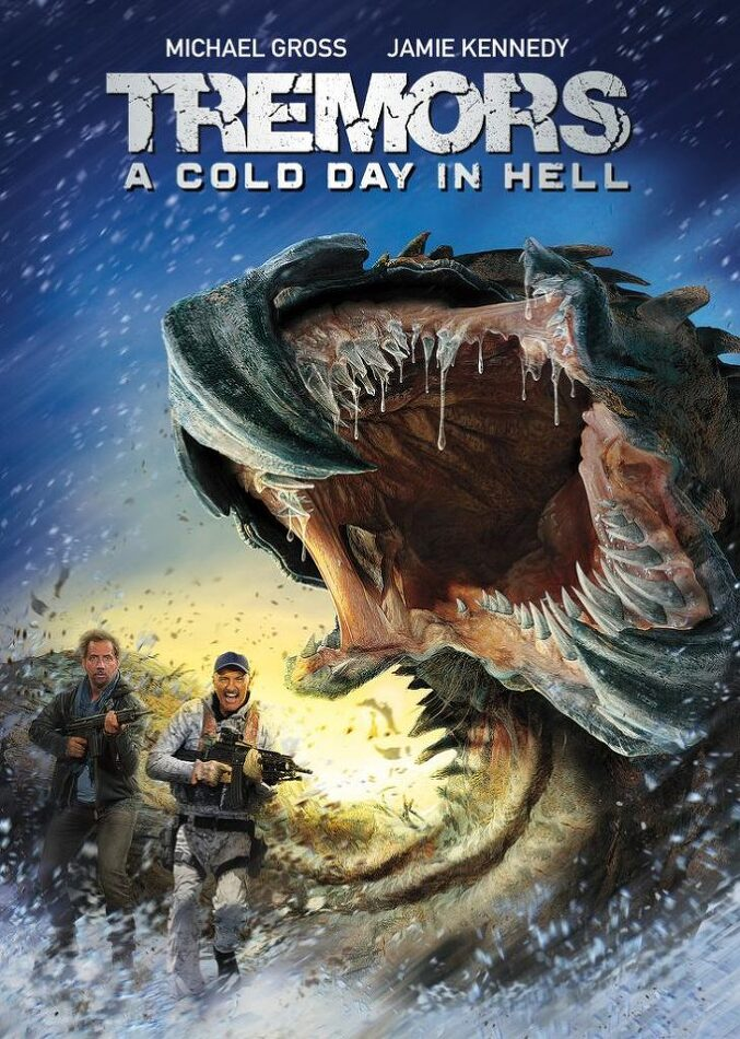 불가사리6(Tremors: A Cold Day in Hell.2018)