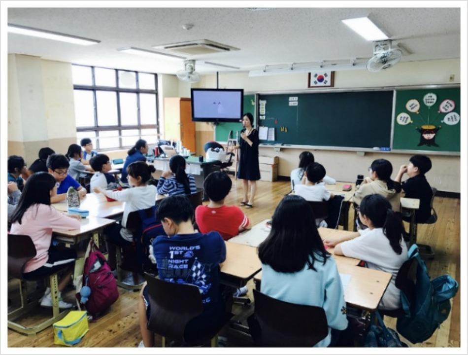 2017 즐거운 학교만들기 프로젝트! '걸음동무' 9월 학교폭력예방교육, 나눔활동