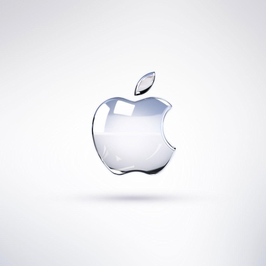 Iphone 5 apple logo wallpaper