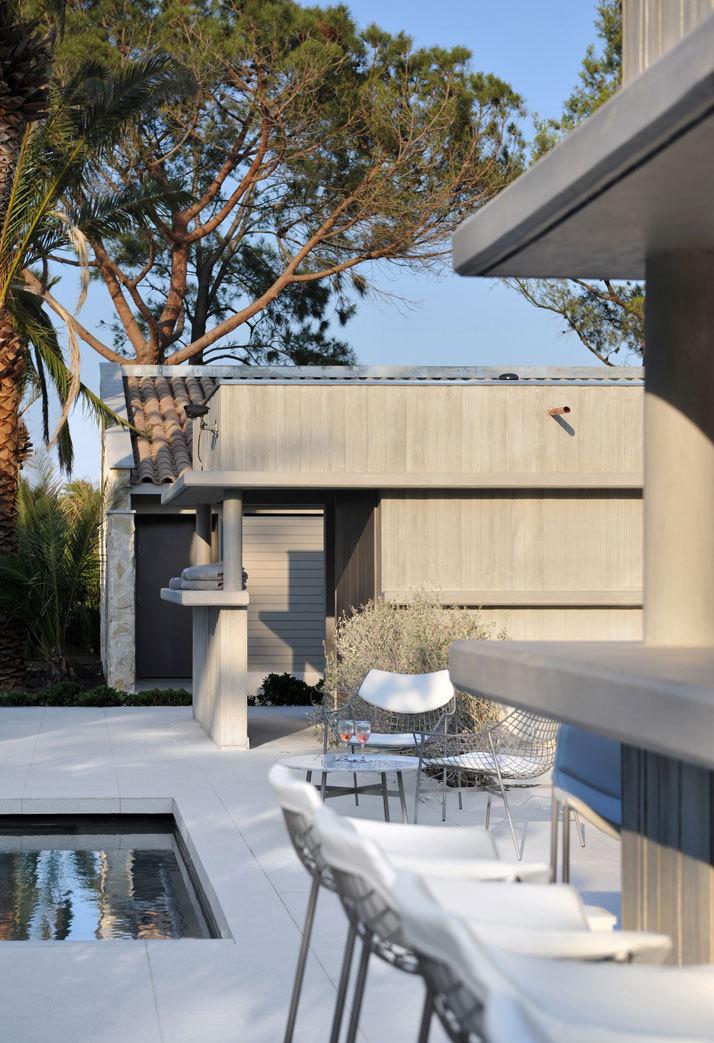 christophe pillet hotel sezz saint tropez 5osa. Black Bedroom Furniture Sets. Home Design Ideas