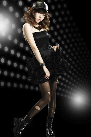 소녀시대 블랙소시 개인사진