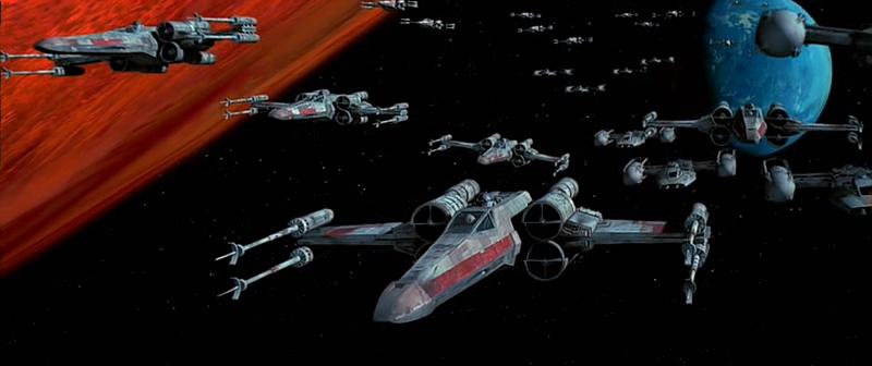 Новости Звездных Войн (Star Wars news): Работы на хостинге