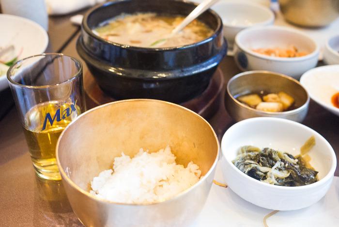 삼성동 맛집 - 정갈한 한정식집 '대장금'