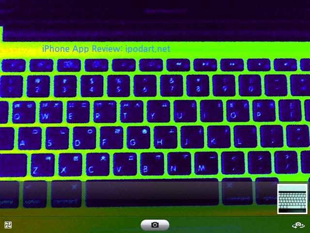 아이패드 사진 앱 photo booth