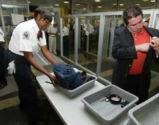 공항 보안검색