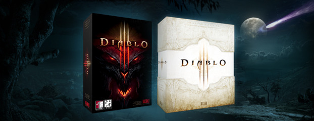 디아블로3 한정판 출시 행사장서 판매