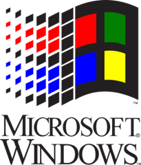 Windows 3.1 로고