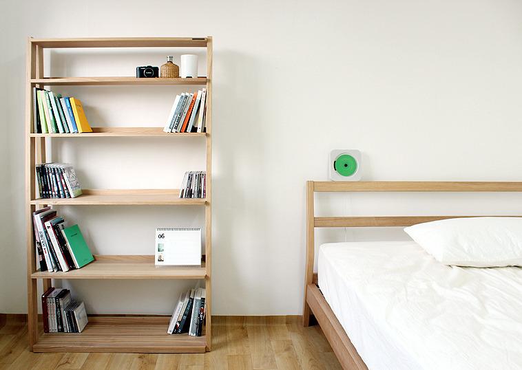 무인양품 침대