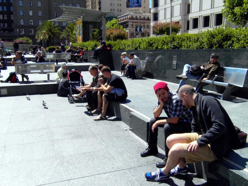 샌프란시스코 유니언 스퀘어 Union Square
