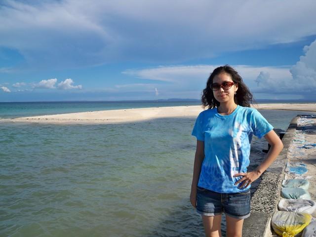 도연 in the world - Bantayan island in the Philipines