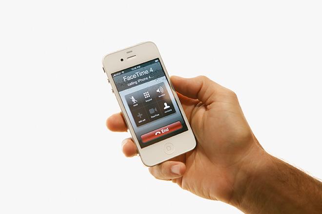 아이폰4 VS HTC 에보 4G