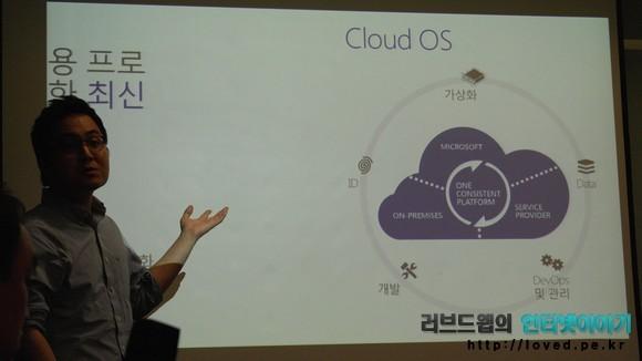 MS는 윈도우 서버 2012을 클라우드 OS로 정의