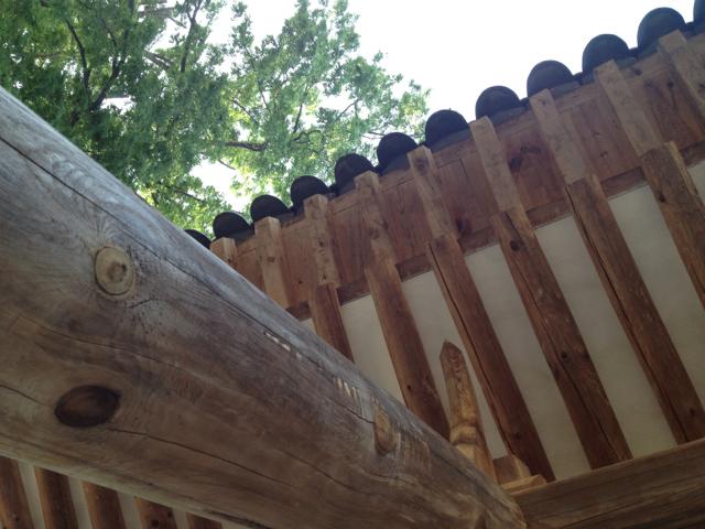 기둥과지붕