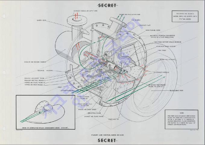 미공군의 UFO설계도 - 정말 대단합니다 [프로젝트1794 보고서 원문 첨부]