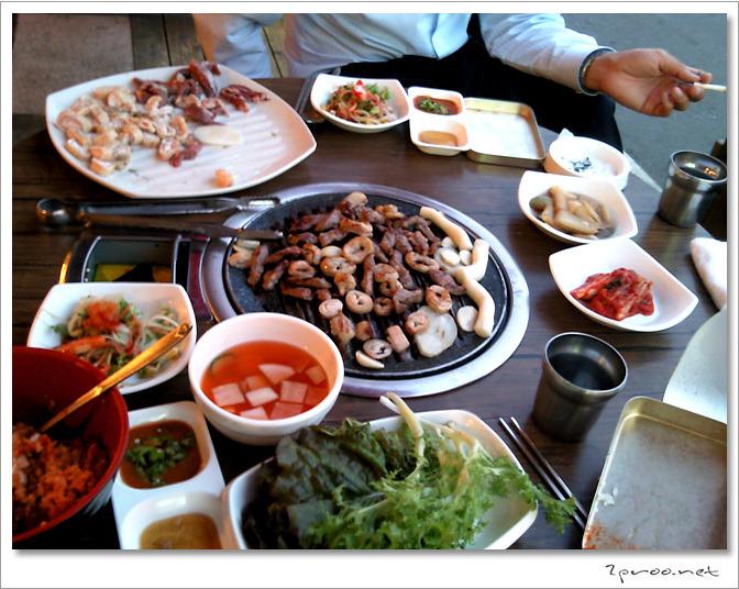 대전 서구 갈마동 황토숯 옛날 막창