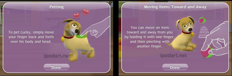 Touch Pets Dogs 2 펫 독스-touch Pets Dogs 2