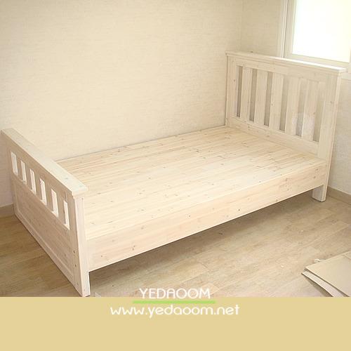 맞춤가구 전문 예다움입니다. :: [삼나무 화이트 침대]후암동 이 ...