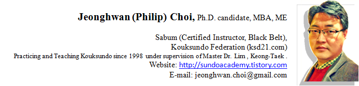 Is this Ki Shin Beop correct?