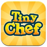 소셜게임 타이니 쉐프 Tiny Chef