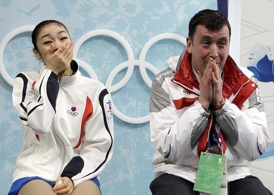 김연아 금메달 세계신기록