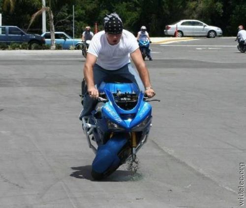 오토바이 사고