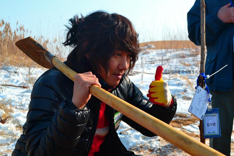 김장훈의 그린장성 프로젝트, 김장훈과 함께 쿠부치 사막에 나무를 심어라! (내몽고 3-1호)