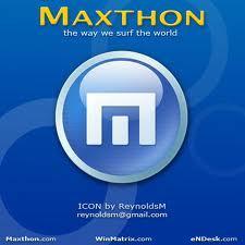 맥스톤,Maxthon