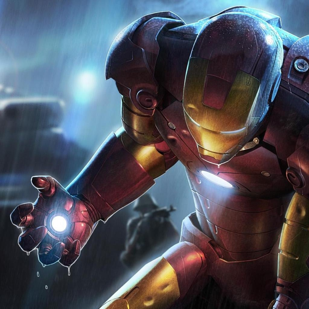 - Iron man wallpaper anime ...