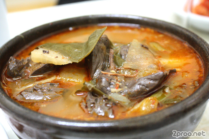 종로 시골집 시골 장터 국밥