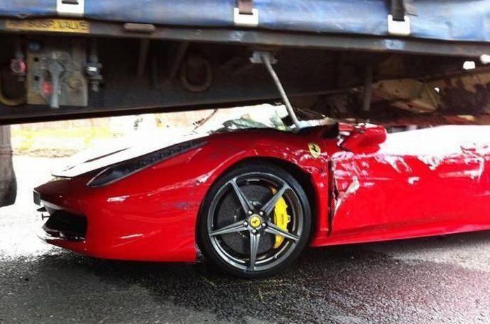 Dayna Kempson Car Crash
