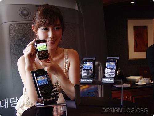 디자이너가 만나 본 블랙베리 볼드 9700 첫인상