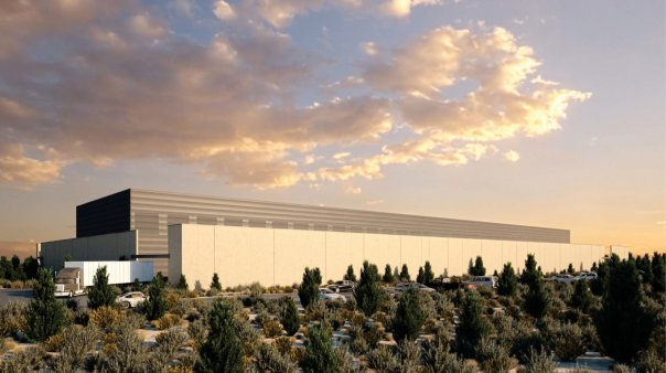 Facebook의 Prineville Data Center