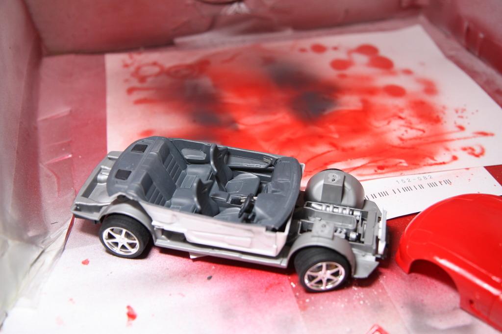 Tamiya Nissan Gtr  Th Scale Paint Jobs