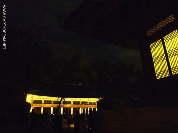 경복궁 야간개방