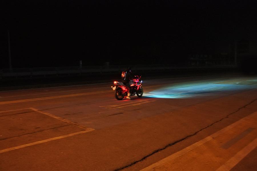 바이크로 달리자 - 야간 유명산 투어 : 170F6D3D4F66909E2BE5D0