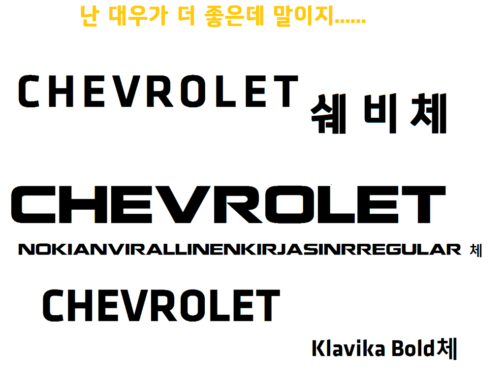 Chevrolet Logo Font Autos Post