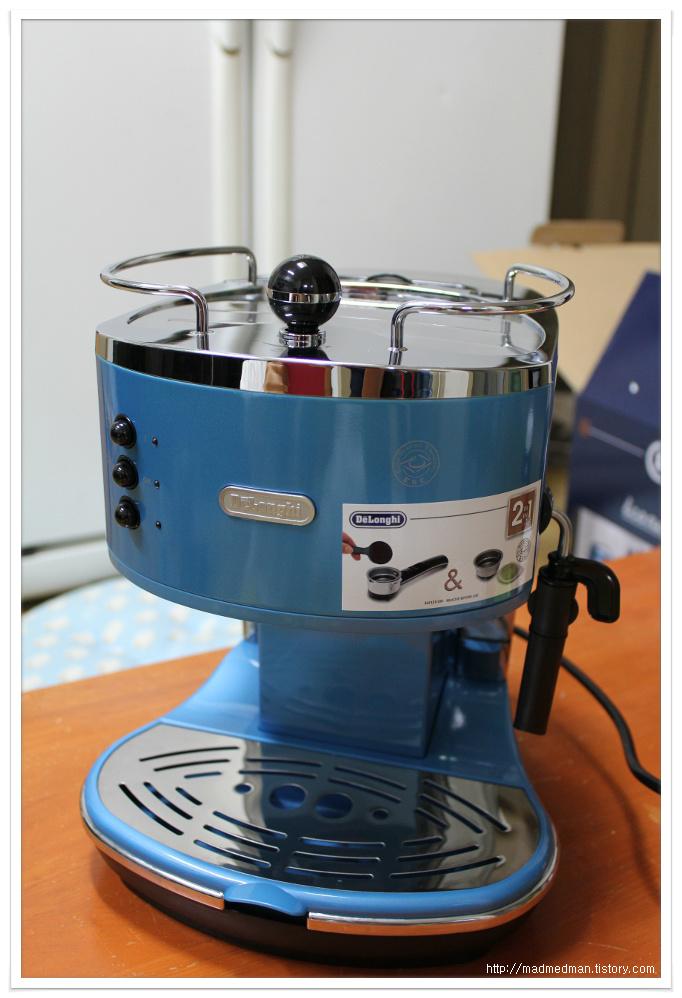 드롱기 커피머신 - 에스프레소