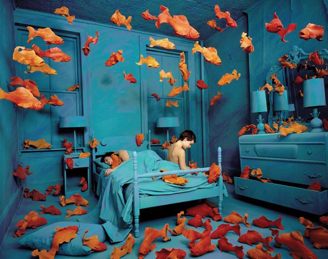 샌디 스코글런드, 금붕어의 복수,1981
