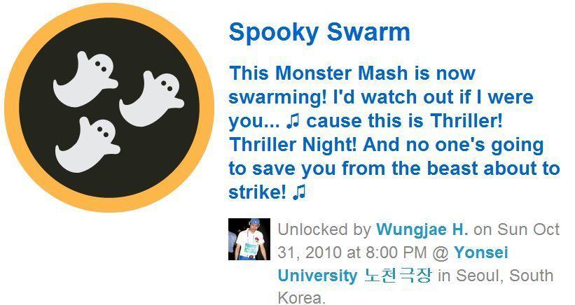 Spooky Swarm
