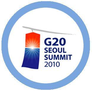 가상의 G20 뱃지