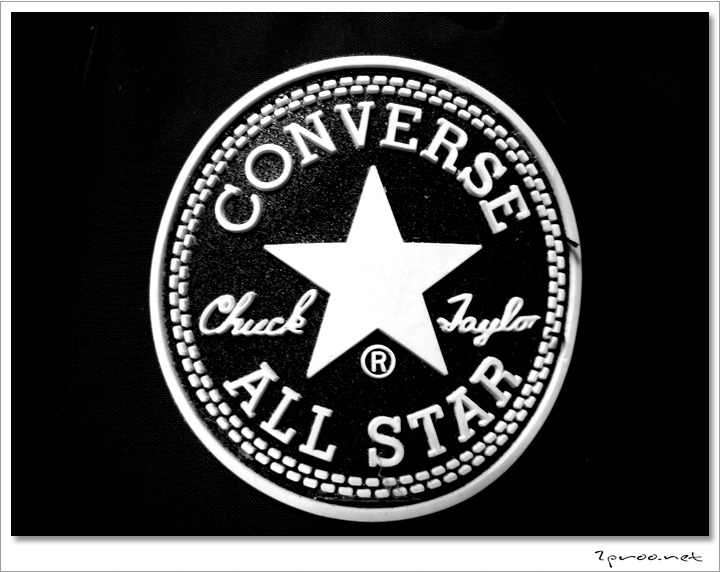 컨버스 올스타 마크 Converse All star